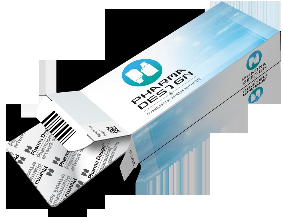 Pharmaceutical Artwork, Labelling, Design Packaging